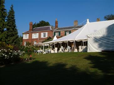 Wedding Marquee Hire Norfolk