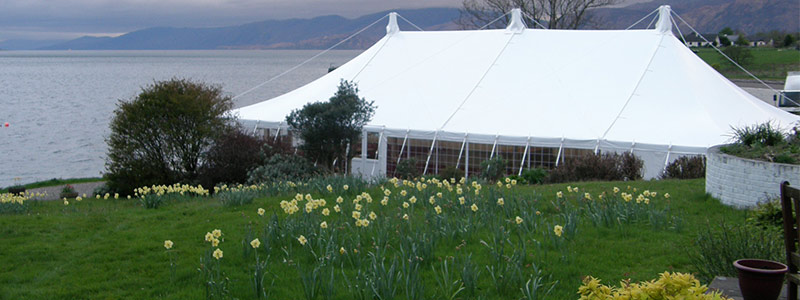 Canvas Marquees For Sale