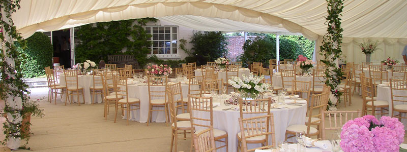Wedding Marquee Hire Prices