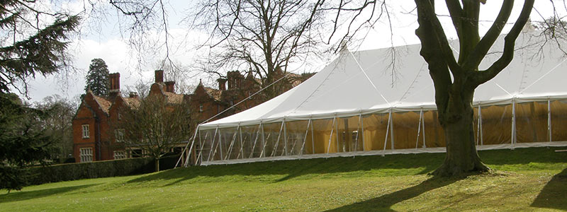 Wedding Marquee Hire Package