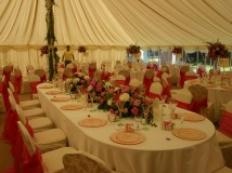 Traditional Marquee fpr weddings and Parties