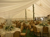 Purchase a Marquee Lining