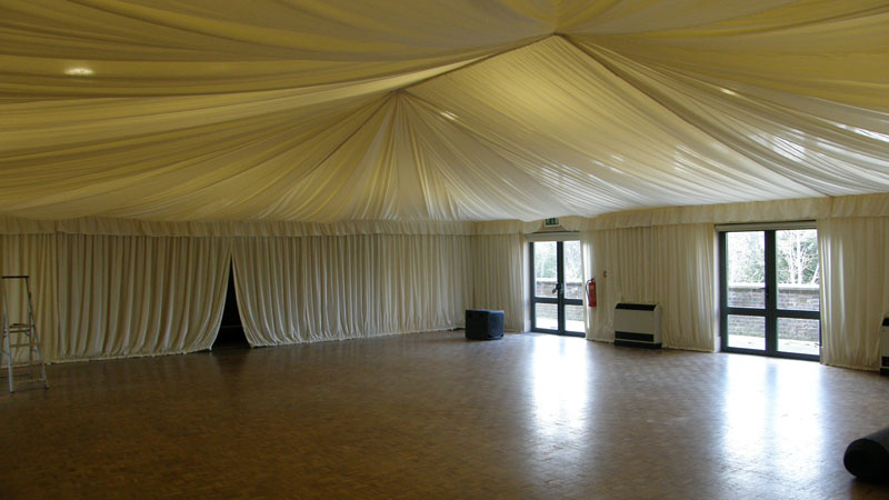 Some of our Marquee Linings