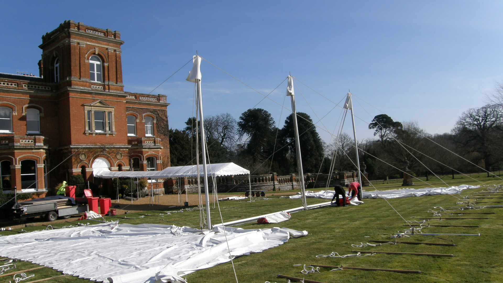 Marquee Hire.