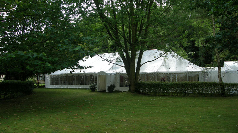 Marquee Manufacture