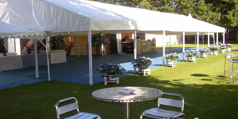 Hiring a party Marquee