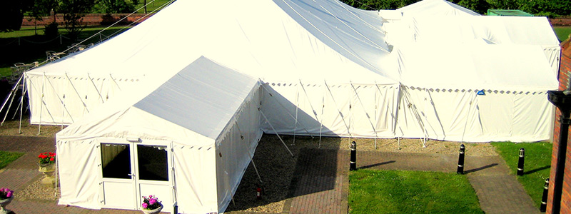 Canvas Marquee Tent