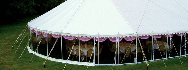 Hire A Marquee Wedding