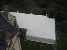 Canvas Marquee Manufacture