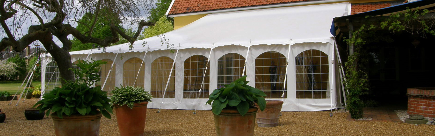 Marquees For Pubs and Hotels