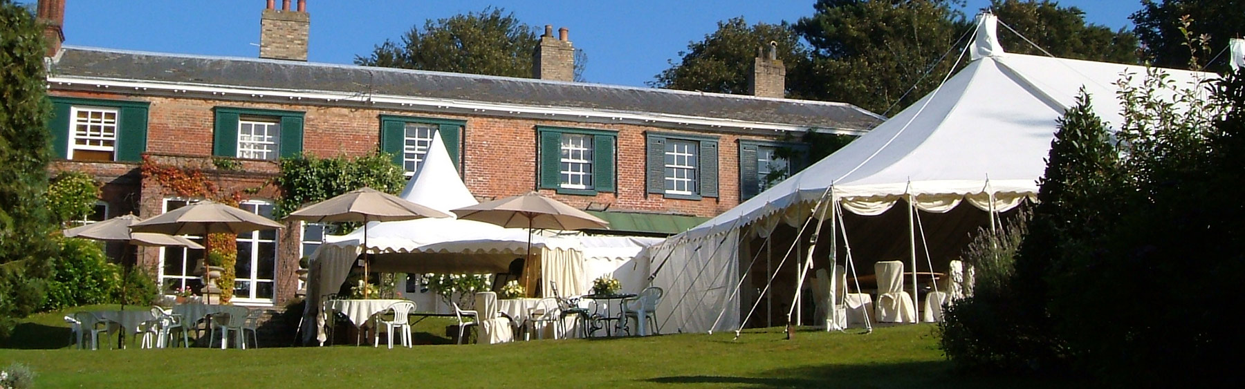 Bespoke Marquee Projects
