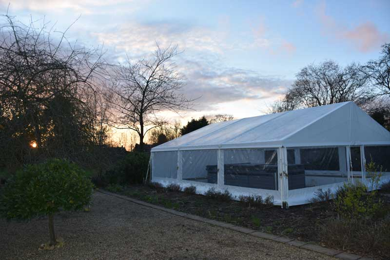 Heavy Duty Marquee