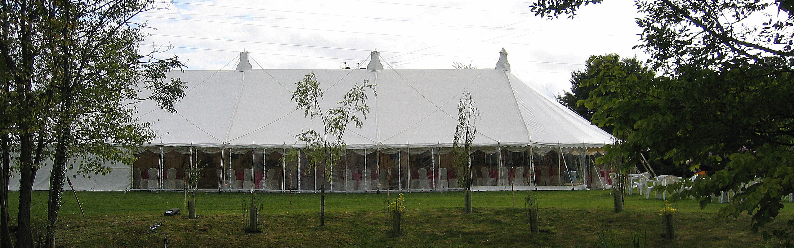 Hire A marquee in Norwich