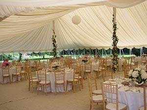 Marquee (Interior) Linings