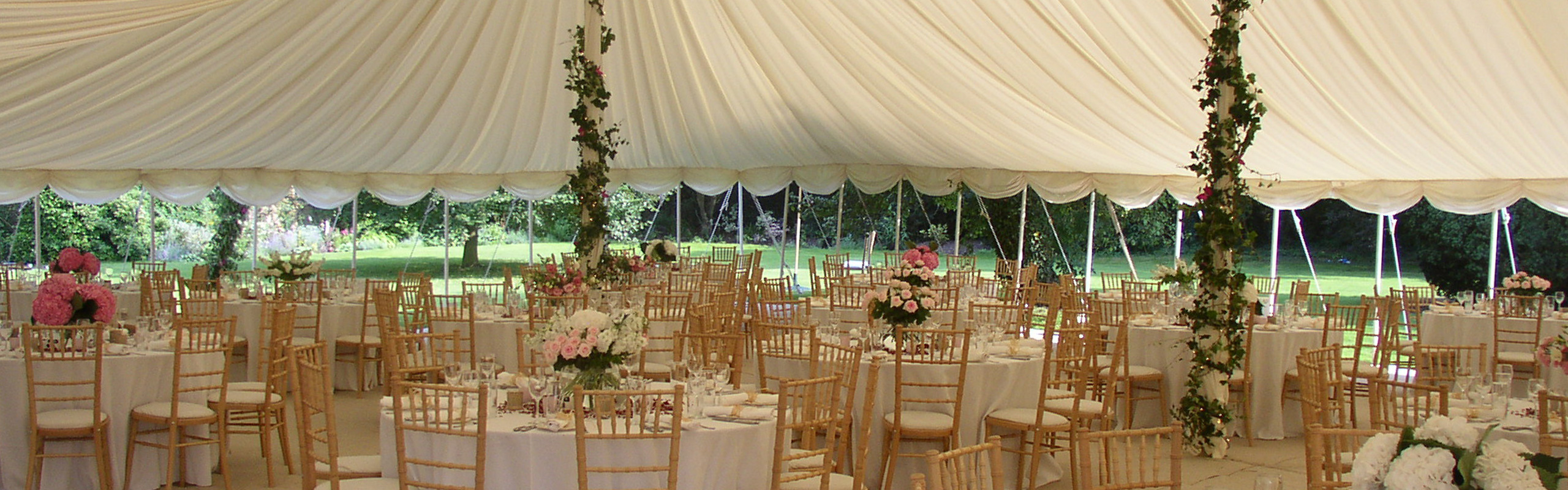 Marquee Lining for Sale