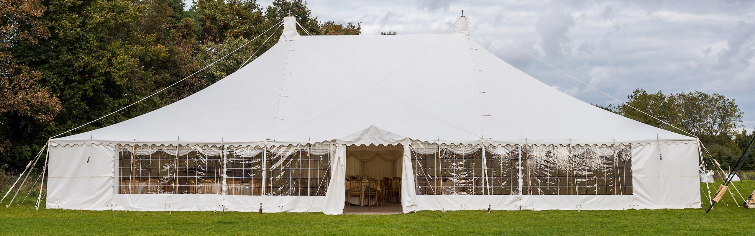 Marquees hire Suffolk