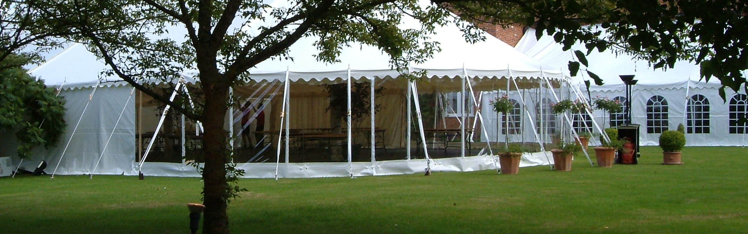 Marquee hire In Suffolk