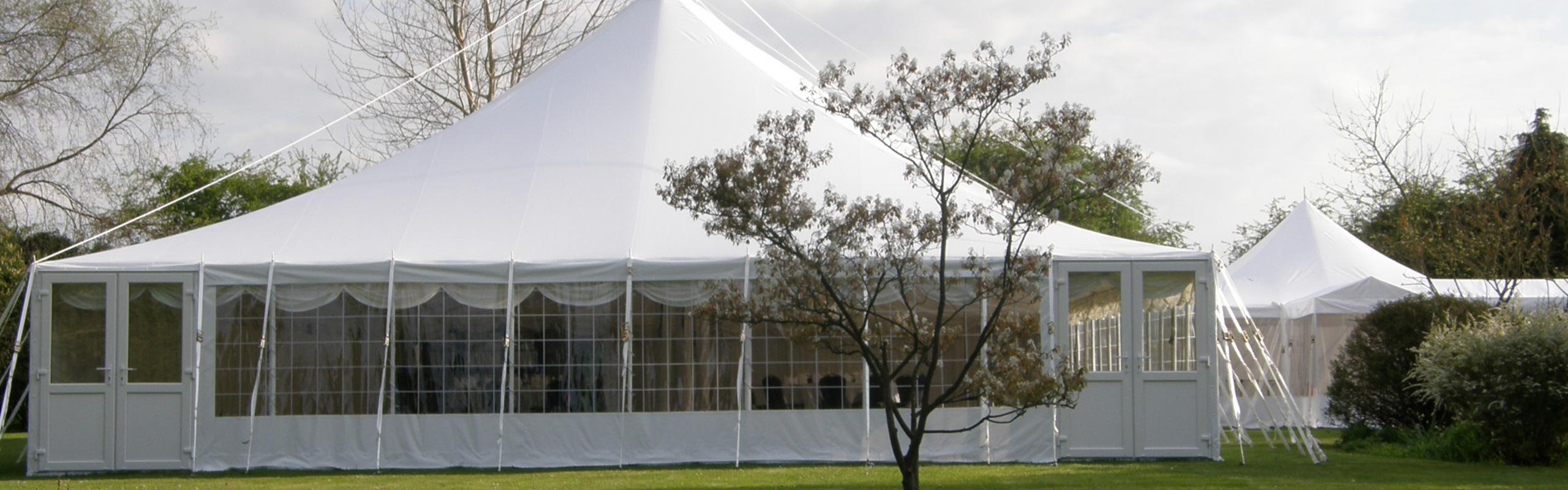Permanent Marquee Structures
